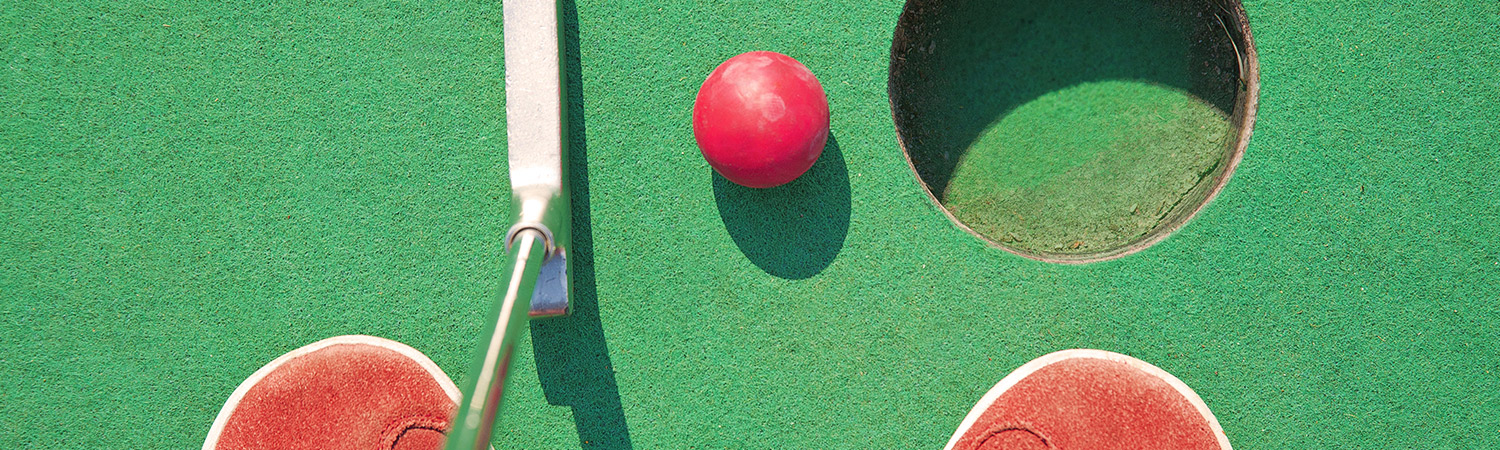 Miniature Golf Tips