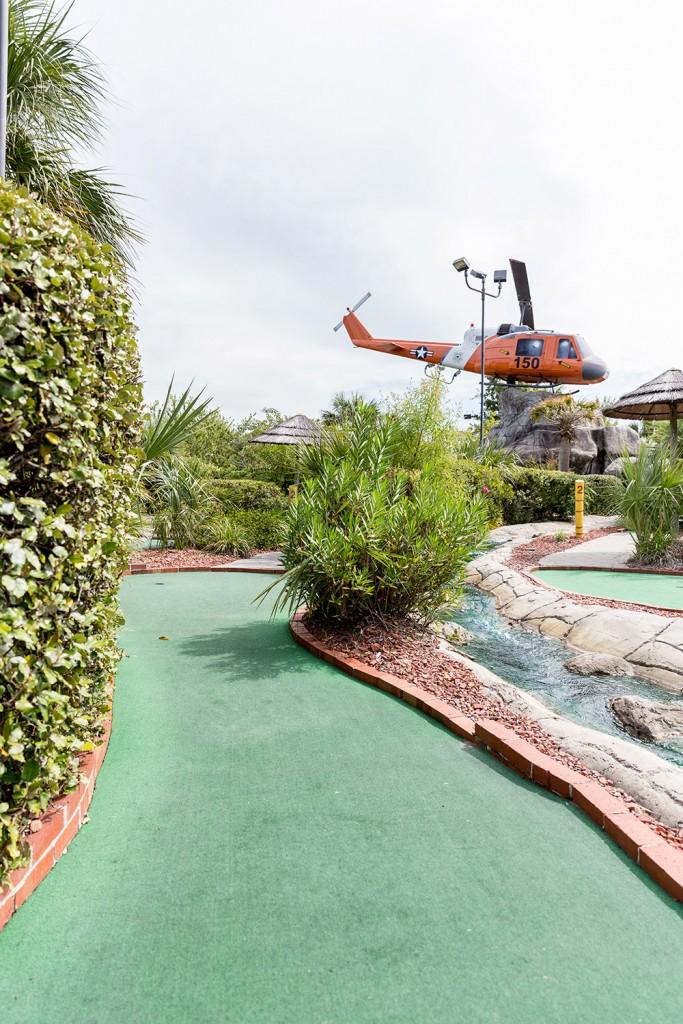 myrtle beach mini golf course in sc