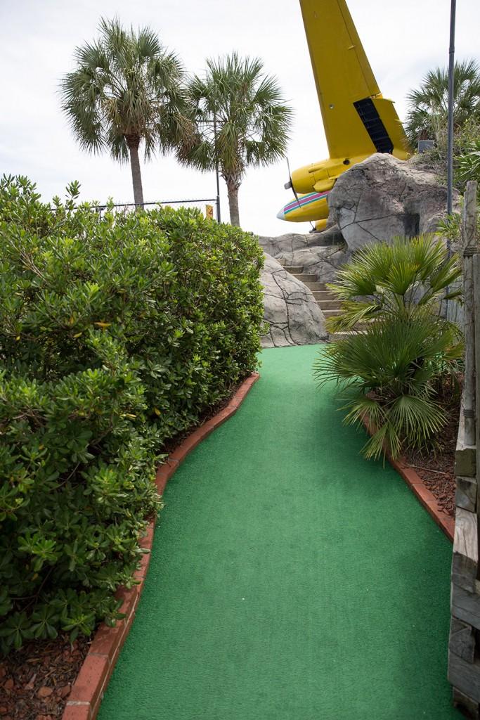 mini golf course north myrtle beach