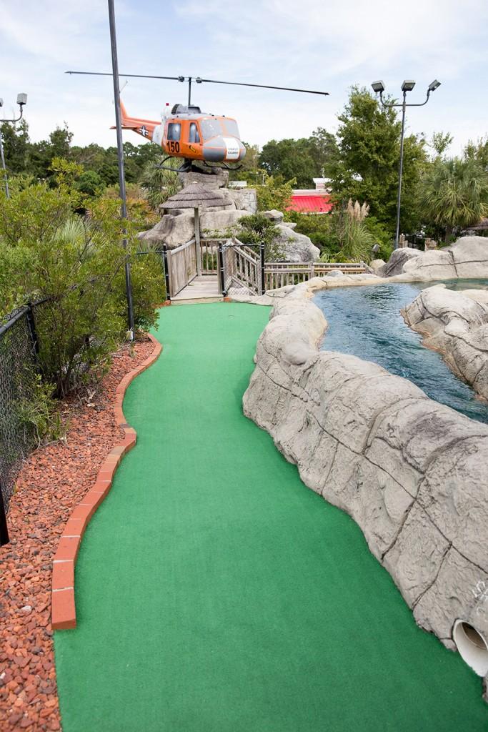 miniature golf course myrtle beach